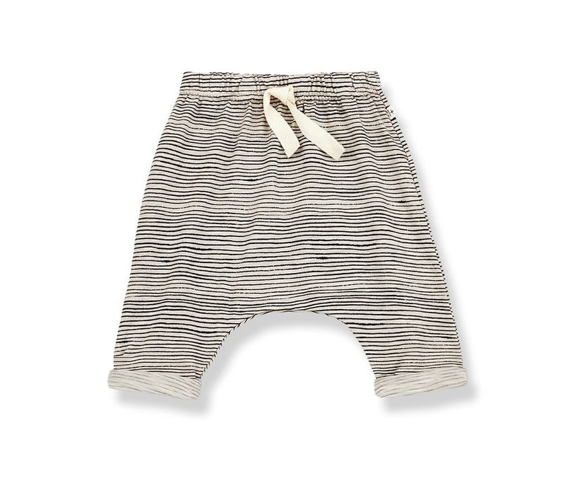 1+ in the family - Toti baggy pants stone - 18 month