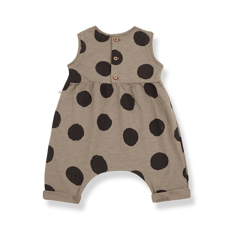 1+ in the family 1+ in the family - Paula jumpsuit khaki