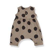 1+ in the family - Paula jumpsuit khaki - 48 month