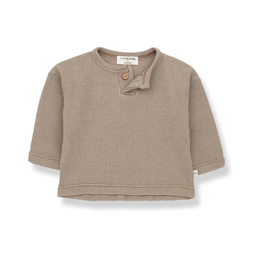 1+ in the family 1+ in the family - Ismael t-shirt khaki