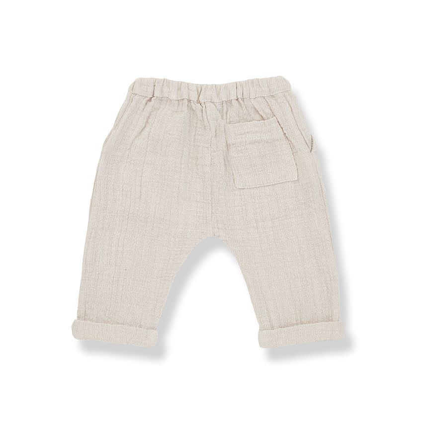 1+ in the family 1+ in the family - Hector long pants beige
