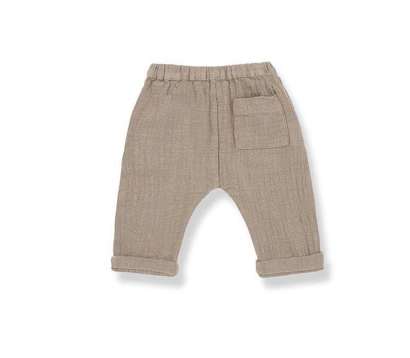 1+ in the family - Hector long pants khaki