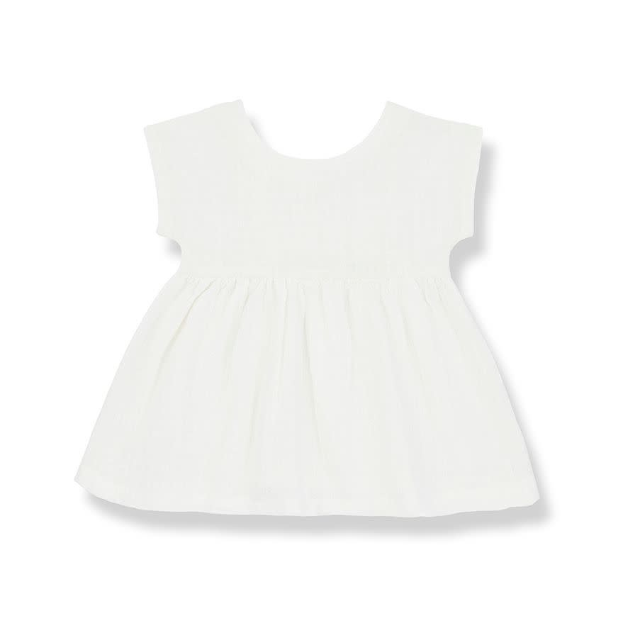 1+ in the family 1+ in the family - Bruna dress off-white