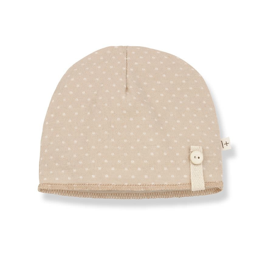 1+ in the family +1 in the family - Elise beanie beige T1