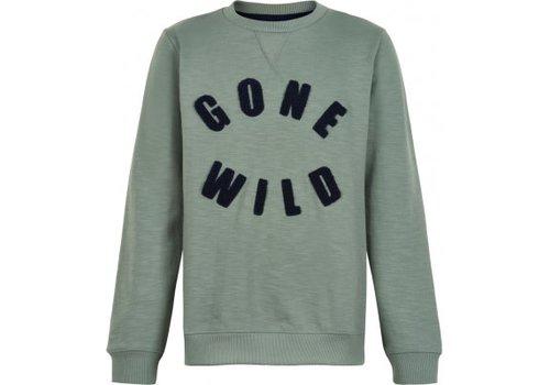 The New The new - Trenton sweatshirt slate gray