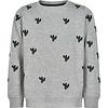 The New The new - Tyler sweatshirt light grey melange