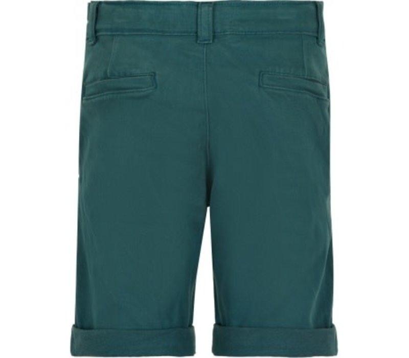 The new - Gustavo  chino shorts col. jasper - 11/12 year