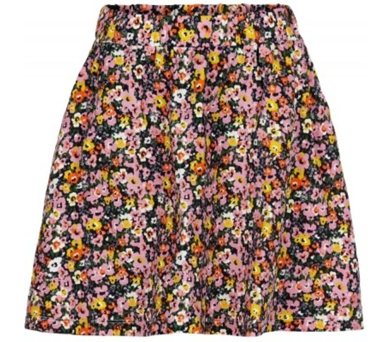 The new - Try skirt floral aop