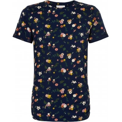 The New The new - Thelma shortsleeve tee floral aop