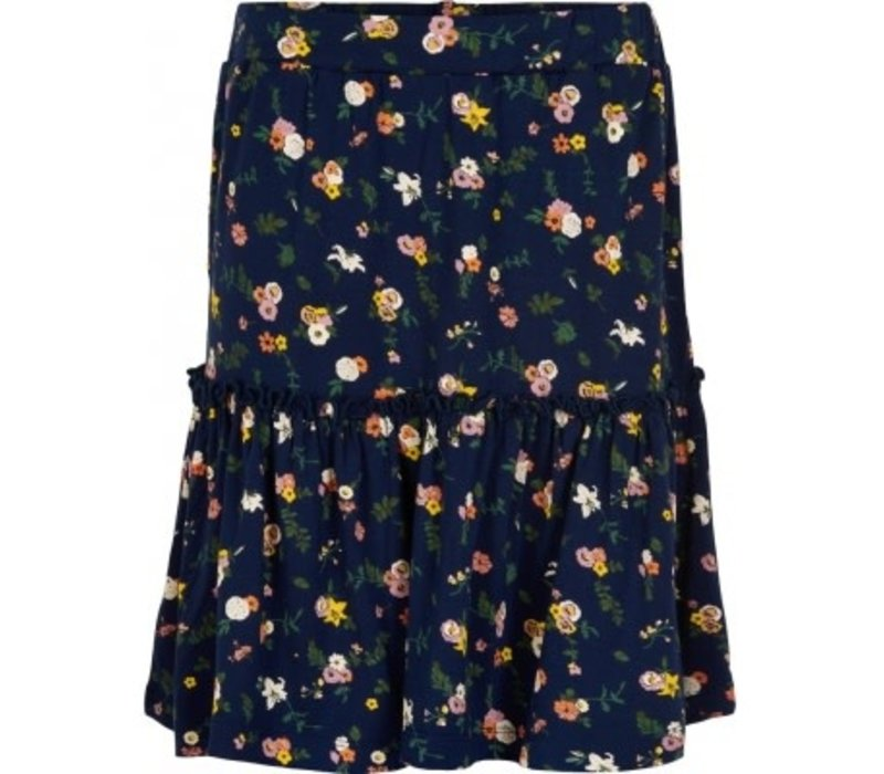 The new - Thelma skirt floral aop