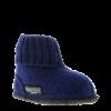 Bergstein Bergstein - Slof Cozy Dark blue