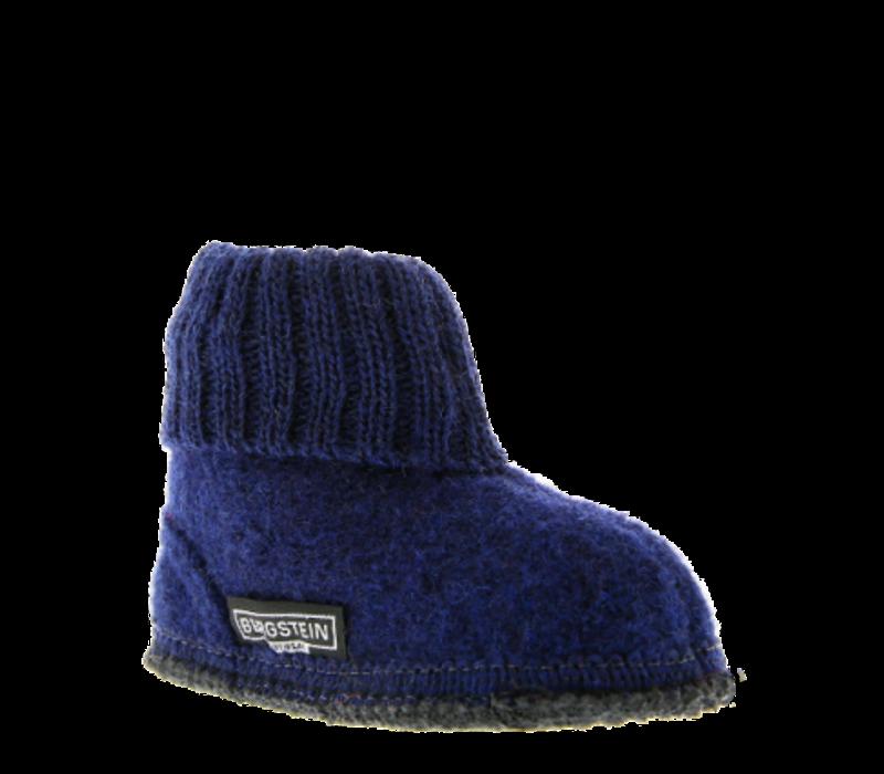 Bergstein - Slof Cozy Dark blue