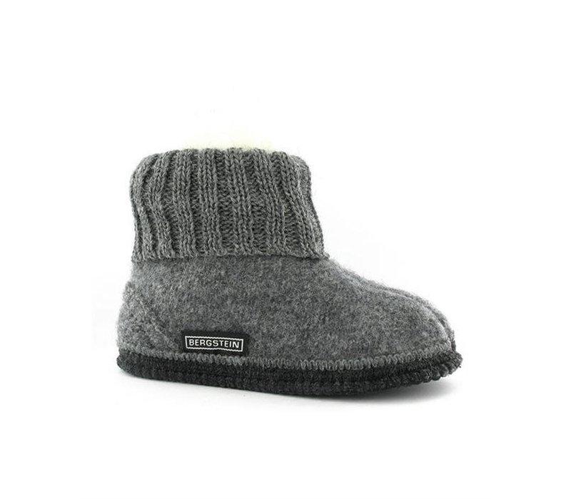 Bergstein - Slof Cozy Grey