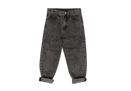 Maed For mini Maed for mini - Black bull jeans