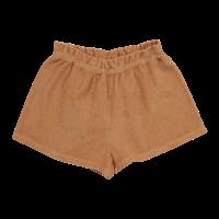 Blossom kids - Terry paperbag shorts Honey