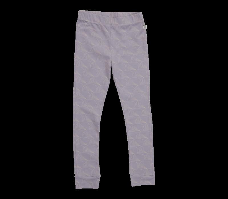 Blossom kids - Legging shelves lavender  - 50/56