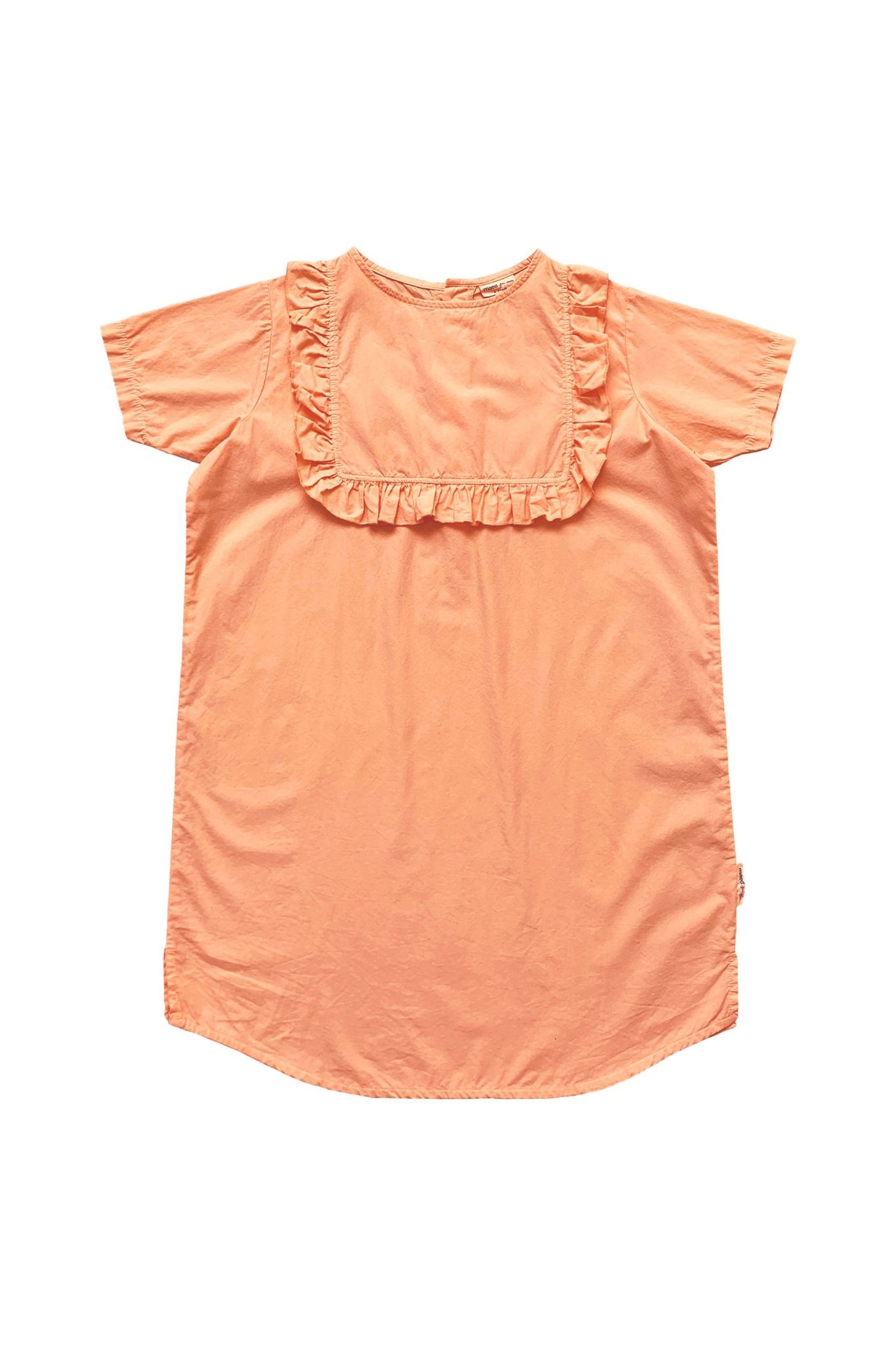 Maed For mini Maed for mini - Peach pigeon dress