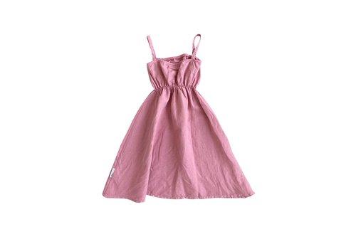 Maed For mini Maed for mini - Purple peacock dress