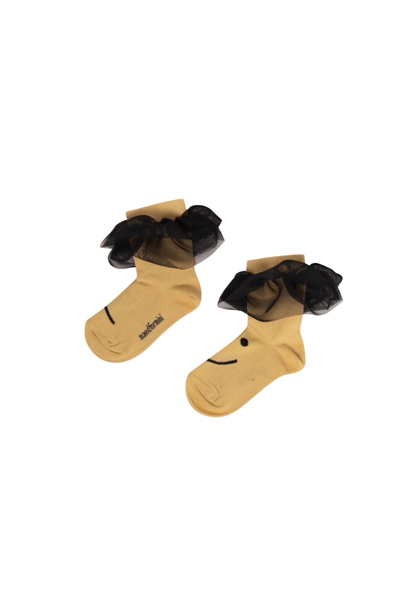 Maed For mini Maed for mini - Smiling sun socks