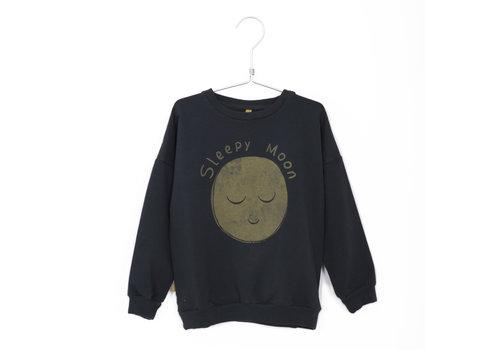 Lotiekids Lötiekids - Sweatshirt Sleepy moon charcoal