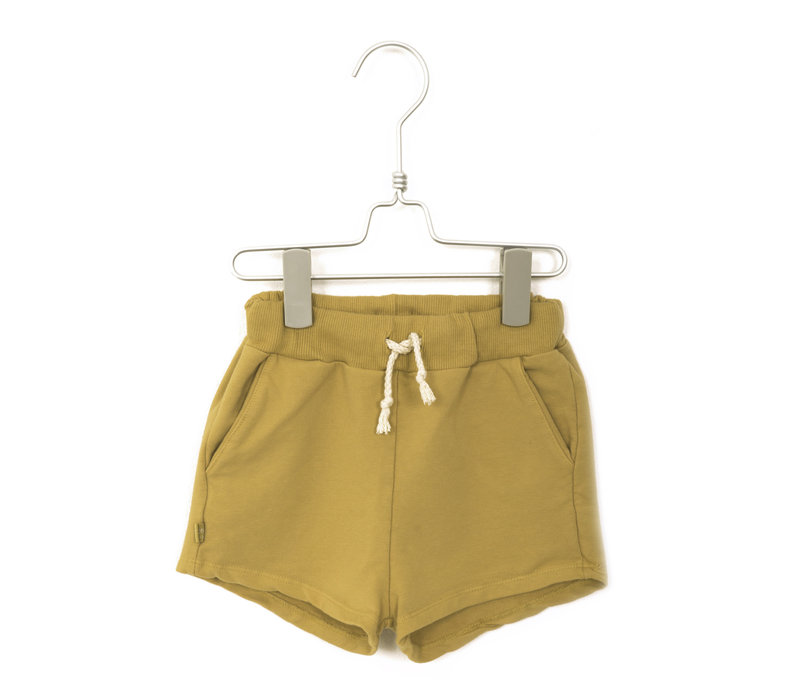 Lötiekids - Shorts solid sun yellow