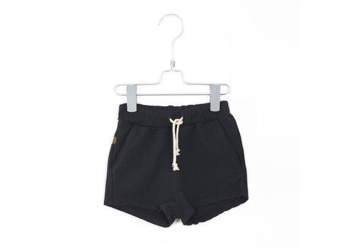 Lotiekids Lötiekids - Shorts solid charchoal - 1/2 year