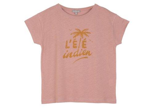 Emile et Ida Emile et ida - Tee shirt terre