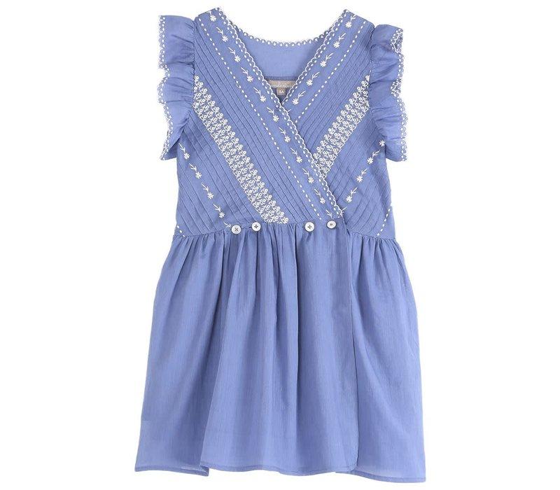 Emile et ida - Dress bleu