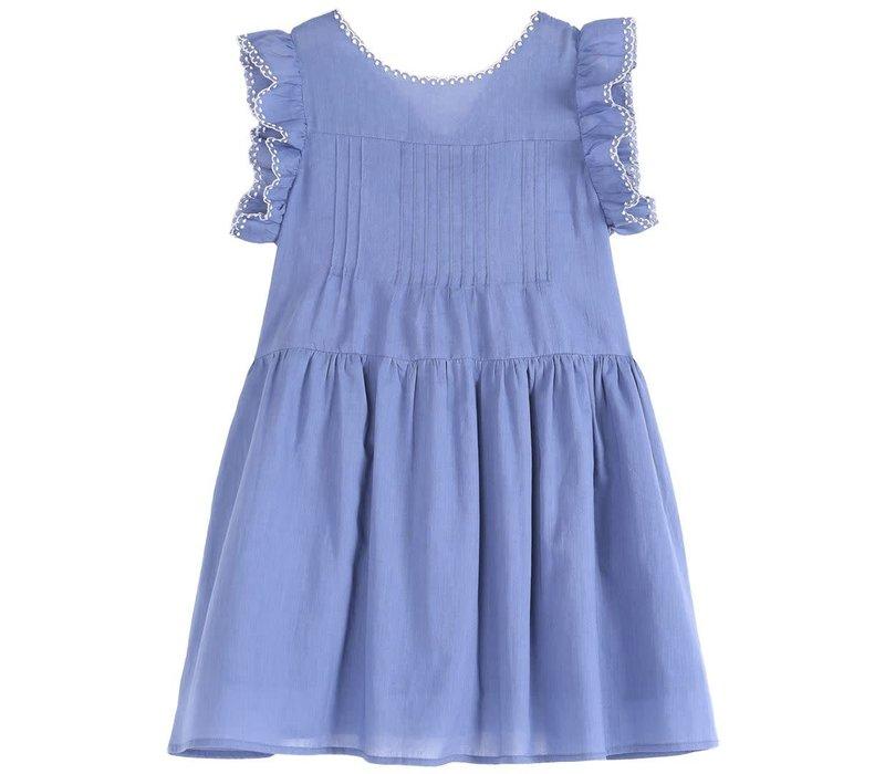 Emile et ida - Dress bleu - 6 year
