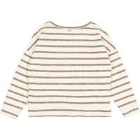 "Buho - 9185 Kids ""stripes"" Sweater Cocoa"