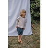 """Buho Buho - 9185 Kids """"stripes"""" Sweater Cocoa"""