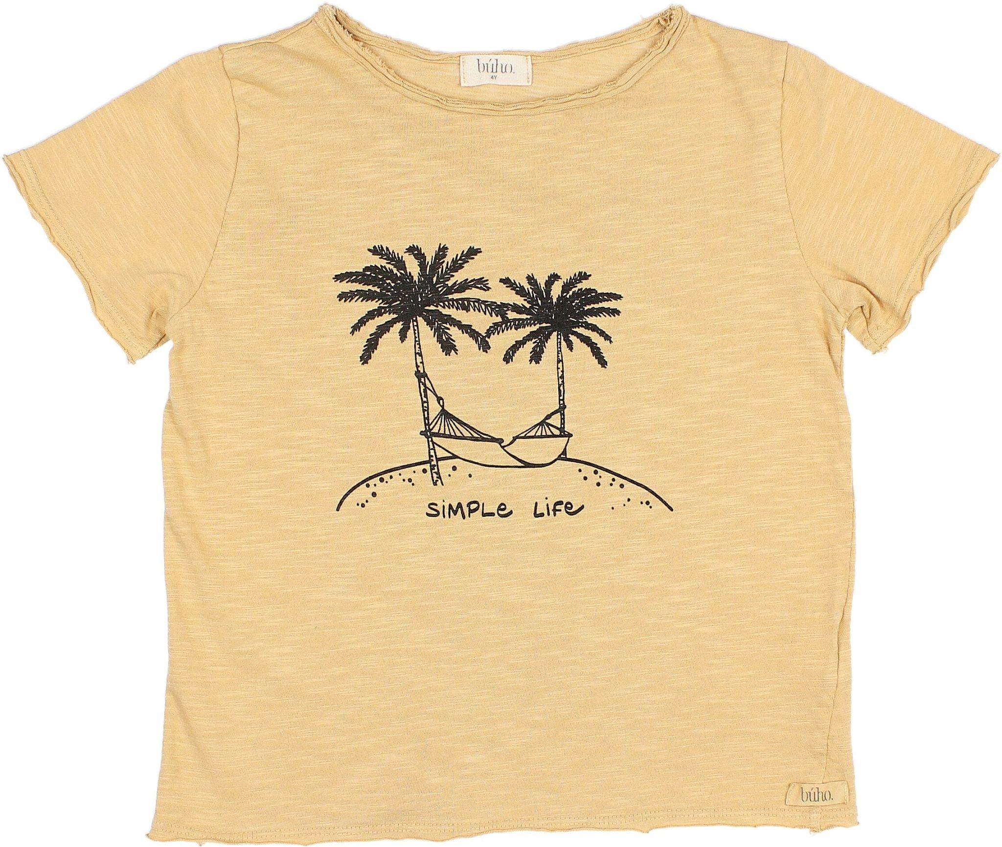 Buho Buho - 9248 Life t-shirt Sun