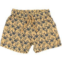 Buho - 9249 Palm swimsuit Dark sun - 8 year