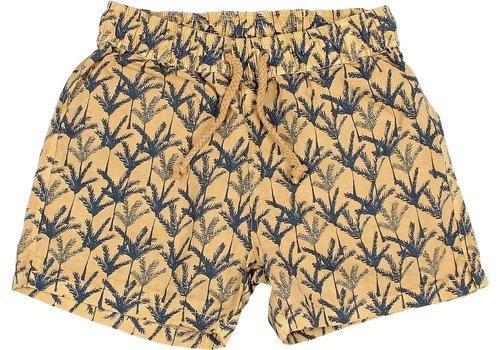 Buho Buho - 9249 Palm swimsuit Dark sun