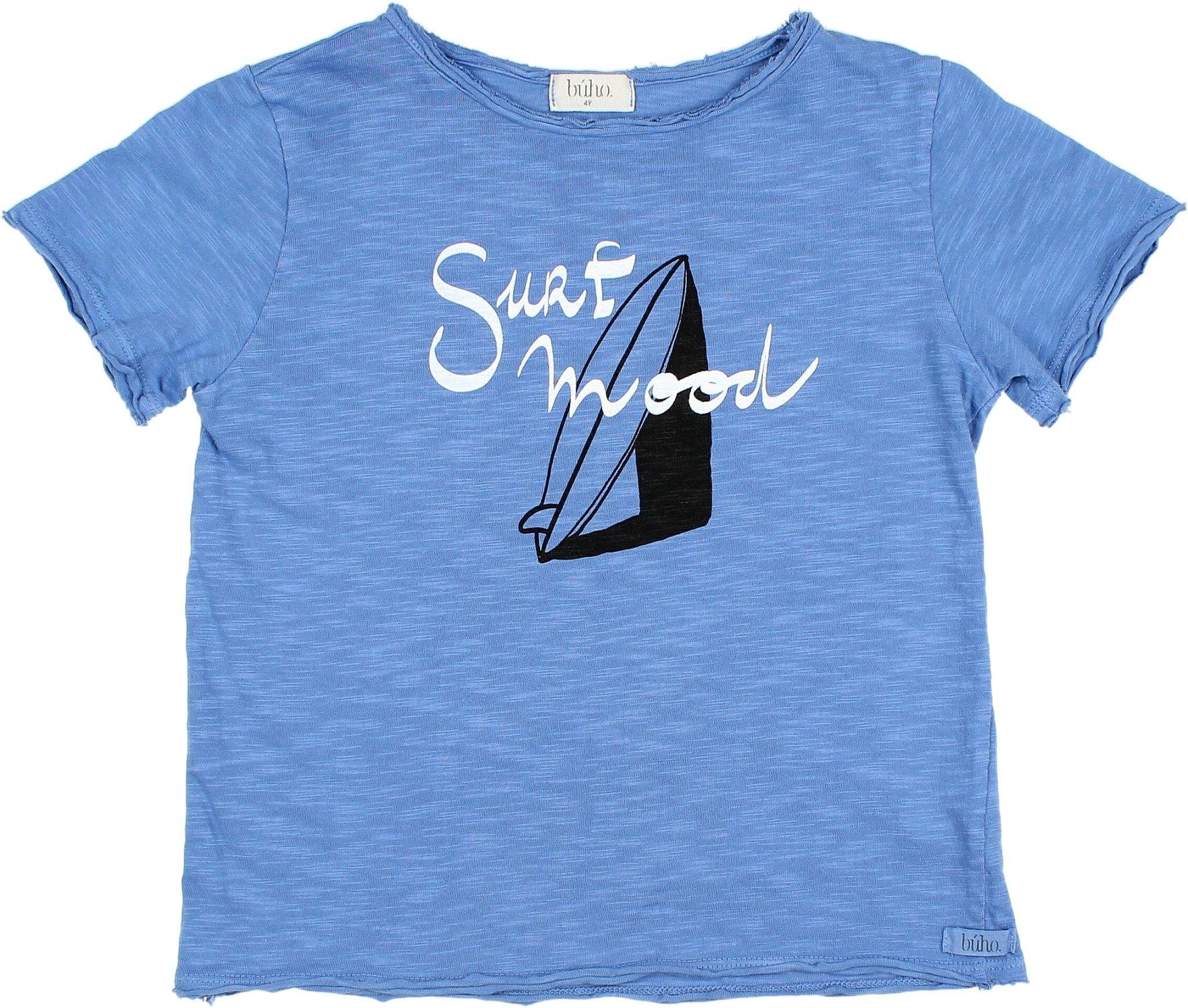Buho Buho - 9254 Surf t-shirt Marina
