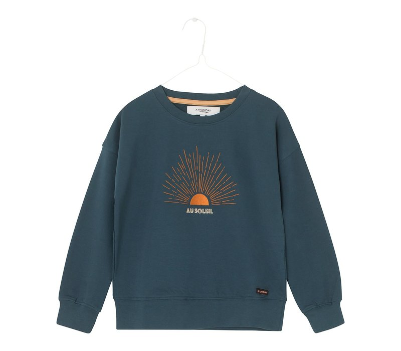 A monday - Ziggy blouse sea moss