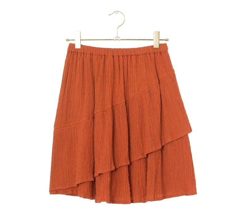 A monday - Anouska skirt rust - 6 year