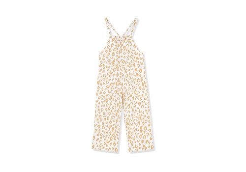 Kids on the moon Kids on the moon - Jumpsuit golden leopard