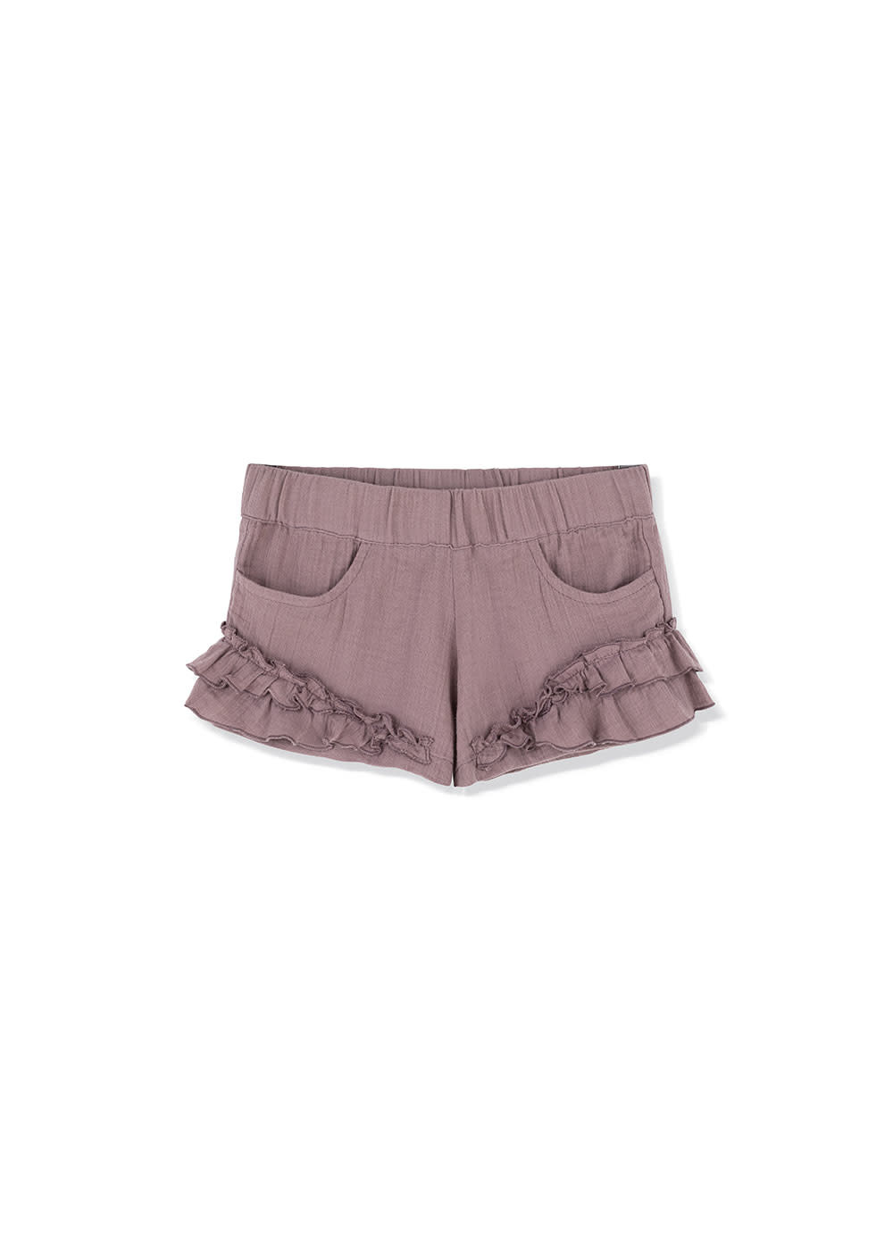 Kids on the moon Kids on the moon - Shorts foggy day ruffle