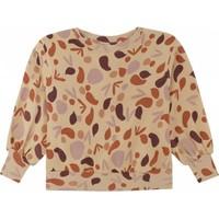 Soft gallery - Elvira sweatshirt beige aop shapes