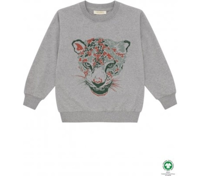 Soft gallery - Konrad sweatshirt grey melange raptor - 2 year