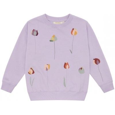 Soft Gallery Soft gallery - Baptiste sweatshirt lavender frost