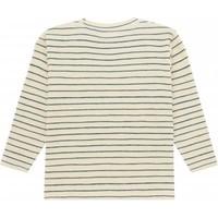 Soft gallery - Gavin T-shirt gardenia aop flounce - 2 year