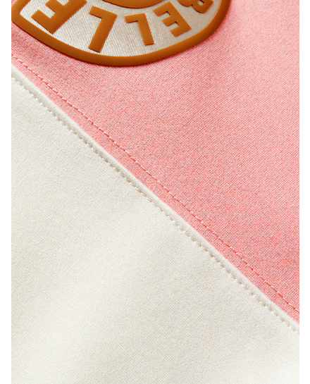 Scotch Rbelle Scotch  - Jersey half zip sweat colour block 0219, 161283