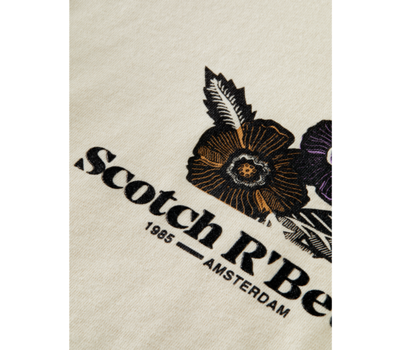 Scotch  - Short sleeve tee with artwork 0001, 161291 - 12 year