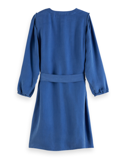 Scotch Rbelle Scotch - Shirt dress voluminous sleeves 1755, 161373