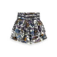 Scotch - Skirt gathers aop 0217, 161374