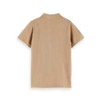 Scotch - Polo with chest artwork 0137, 160119