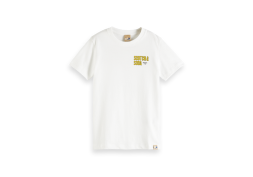 Scotch Shrunk Scotch - Short sleeve tee with artwork 0001, 161105
