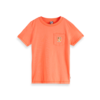 Scotch Shrunk Scotch - Short sleeve with pocket 0856, 161950 - 4 year